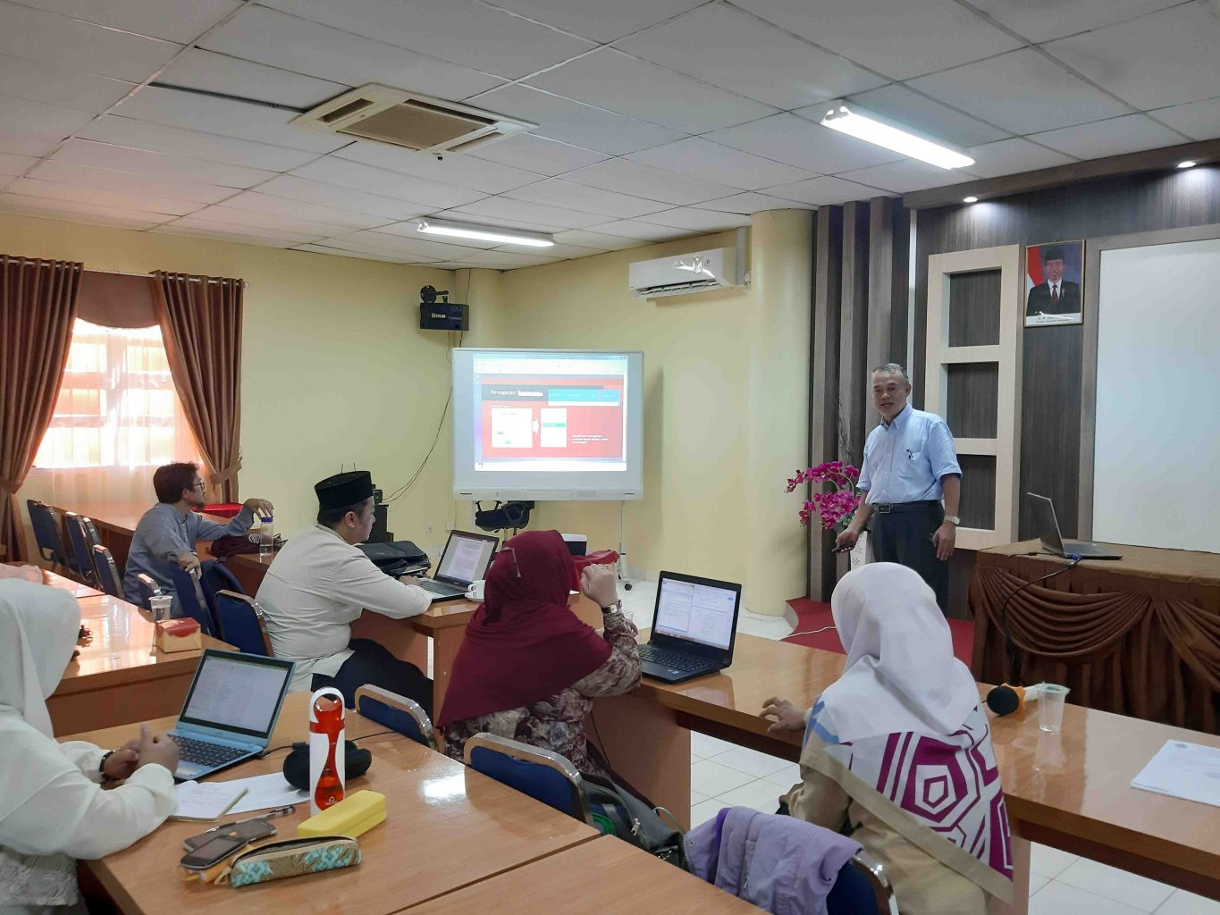 Bangun Kapasitas Reviewer Internal, LP3M gelar Training of Trainer